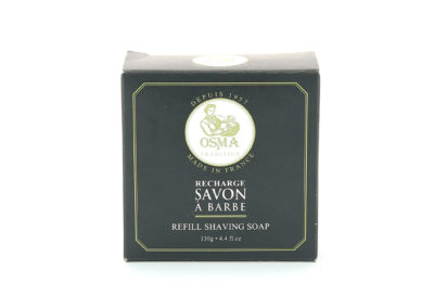 OSMA TRADITION - RECHARGE Savon-Barbe-BD