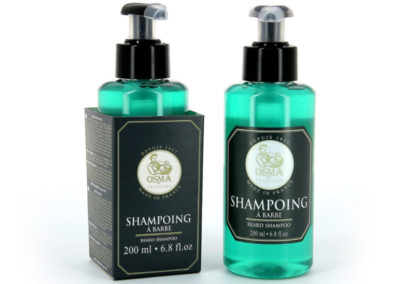 Shampoing a barbe